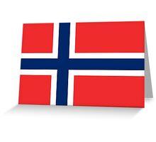 Norway - Standard Greeting Card
