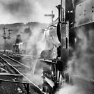 GWR 7800 Class No. 7820 Dinmore Manor by Steve  Liptrot