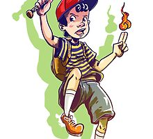 Ness by columnnotes