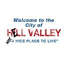 Welcome To HELL Valley by Gingerbredmanny