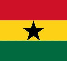 Ghana - Standard by Sol Noir Studios