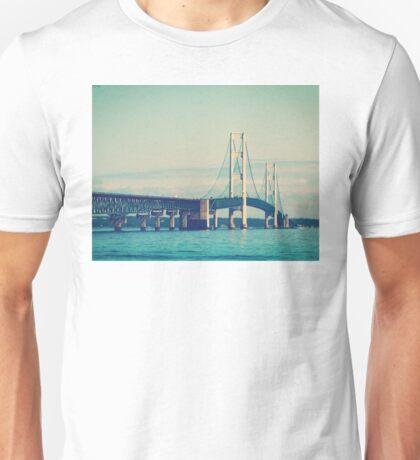Mackinac Bridge Unisex T-Shirt