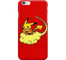 Pikachu is Flying iPhone Case/Skin