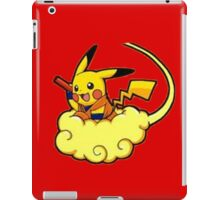 Pikachu is Flying iPad Case/Skin