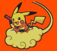 Pikachu is Flying T-Shirt