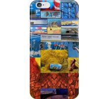 Crete-Heraklion Fishing Harbour iPhone Case/Skin