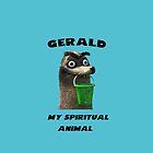 Gerald, my spiritual animal by imotvoksim