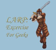 LARP: Exercise for Geeks T-Shirt