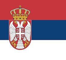 Serbia - Standard by Sol Noir Studios
