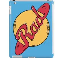 Rad iPad Case/Skin