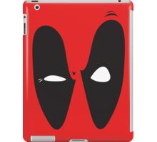 """SHHH. My common sense is tingling."" iPad Case/Skin"