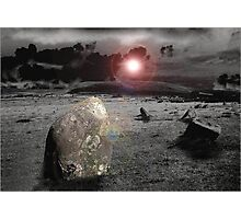 Gors Fawr Stone Circle Photographic Print