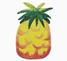 Sparkly Pineapple by TinySkye