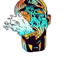Freddie Gibbs - Smokin' by FoolishSamurai
