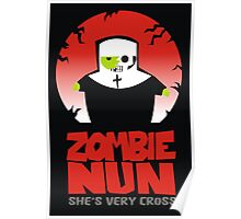 zombie nun Poster