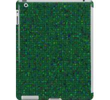 Antique Texture Emerald Green iPad Case/Skin