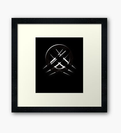 X-Men Wolverine Framed Print