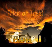 Trick Or Treat by Penny Odom