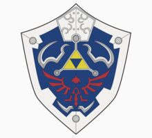Zelda Hyrule Shield  by Dalyz