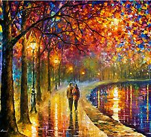 Spirits By The Lake — Buy Now Link - http://goo.gl/5SEPCU by Leonid  Afremov