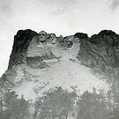 An Unfinished Mt. Rushmore! by John Carpenter
