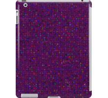 Antique Texture Plum Purple iPad Case/Skin