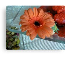 dao of nutrition Canvas Print