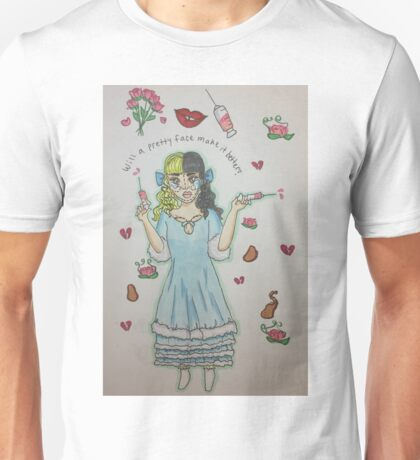 Mrs. Potato Head  Unisex T-Shirt