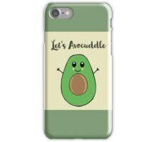 Avocuddle iPhone Case/Skin
