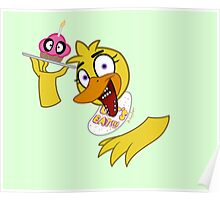 Chica (Five Nights At Freddy's) Poster