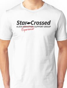 Star-Crossed Support Group Unisex T-Shirt