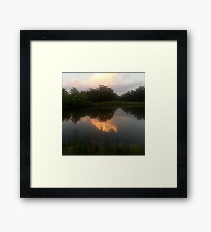 The beautiful Outdoors Framed Print
