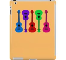Ukulele - colours iPad Case/Skin