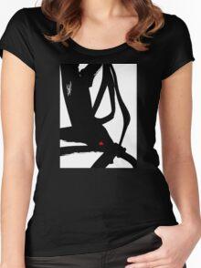SJCrown Fine Art    sjcrown.artspan.com Women's Fitted Scoop T-Shirt