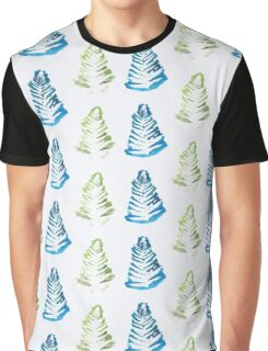 Fern Pair Graphic T-Shirt