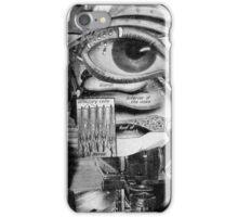 Eye Robot Number 57. iPhone Case/Skin