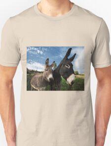 Donkeys 2 Unisex T-Shirt