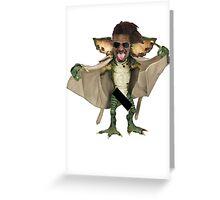 Danny Brown - Gremlin Greeting Card