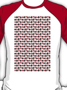 Is Love a Game? (pattern) T-Shirt