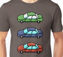 Much 8-bit cars  Unisex T-Shirt