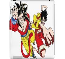 one piece iPad Case/Skin