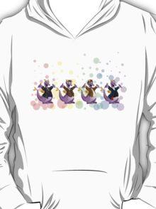 Imagination is best, when it is set free... T-Shirt