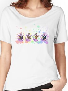 Imagination is best, when it is set free... Women's Relaxed Fit T-Shirt