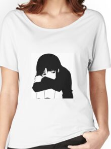Scared Women's Relaxed Fit T-Shirt