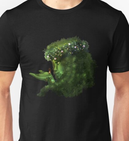 The Princess and the Goddess Unisex T-Shirt