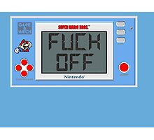 Game&Watch Photographic Print