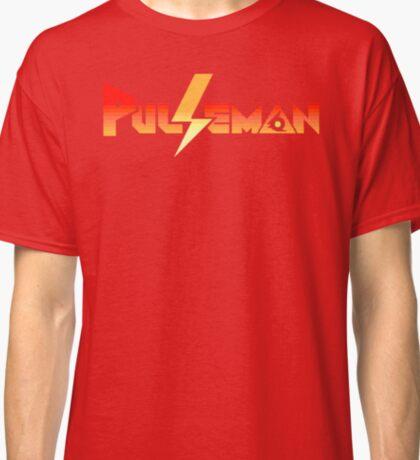 Pulseman (Mega Drive Title Screen) Classic T-Shirt