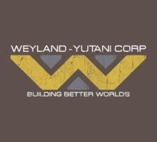 Weyland Yutani by familiaritees
