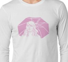 Lost In Translation Charlotte Long Sleeve T-Shirt