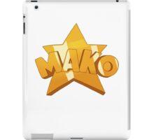 Strength of Mako iPad Case/Skin